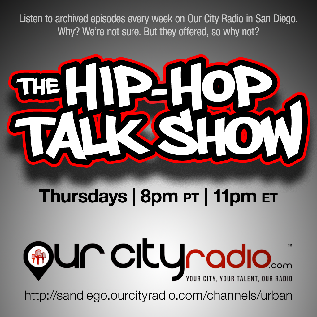 HipHopTalkShow-OurCity-Promo